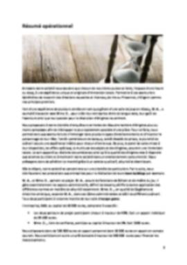 Business Plan Escape-game Page 2