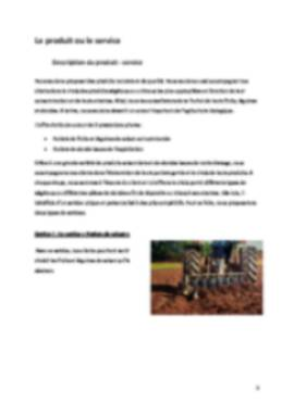 Business Plan Exploitation-agricole Page 5