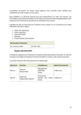 Business Plan Fashion-trucks-camions-vetements Page 10