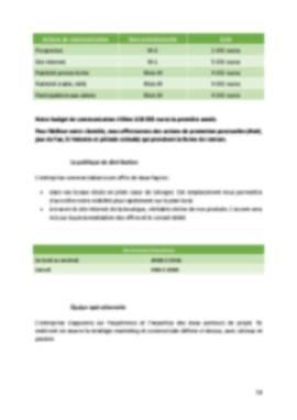 Business Plan Fleuriste Page 13