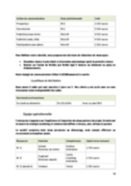 Business Plan Foot-indoor-foot-en-salle Page 10