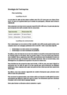Business Plan Foot-indoor-foot-en-salle Page 9