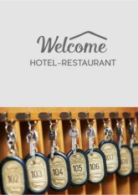 Business Plan Hotel-restaurant Page 0
