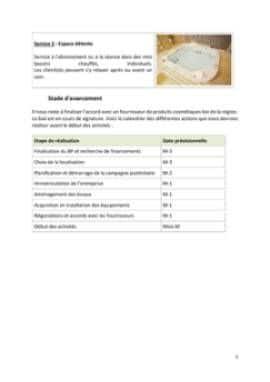 Business Plan Institut-de-beaute Page 5