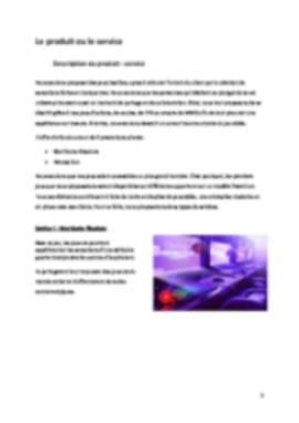 Business Plan Jeux-video Page 5