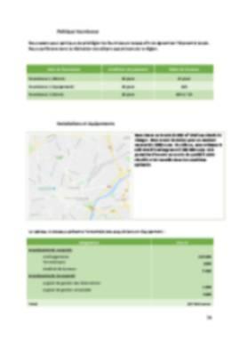 Business Plan Laser-game Page 14