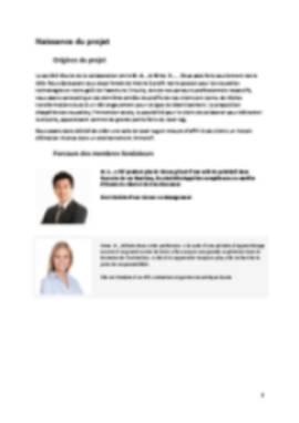 Business Plan Laser-game Page 3