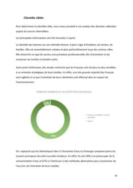 Business Plan Laverie-automatique Page 10