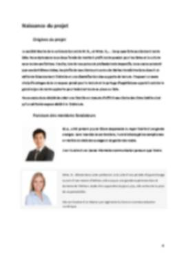 Business Plan Librairie Page 4
