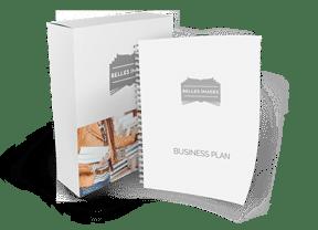 Business Plan Librairie