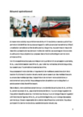 Business Plan Location-voiture Page 2