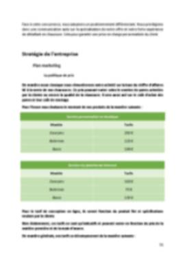 Business Plan Magasin-de-chaussures Page 11