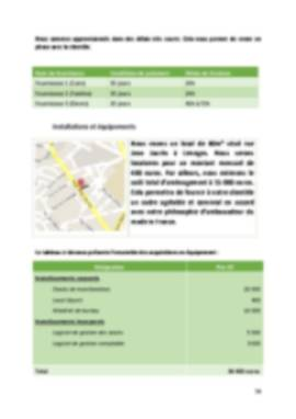Business Plan Magasin-de-chaussures Page 14