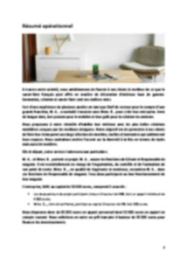 Business Plan Magasin-decoration Page 2