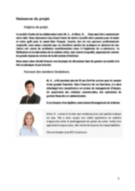 Business Plan Magasin-decoration Page 3