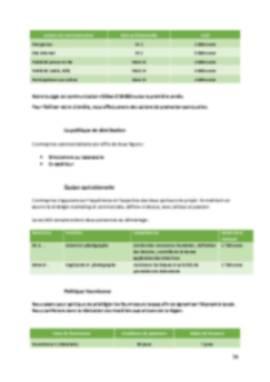 Business Plan Photographe Page 14