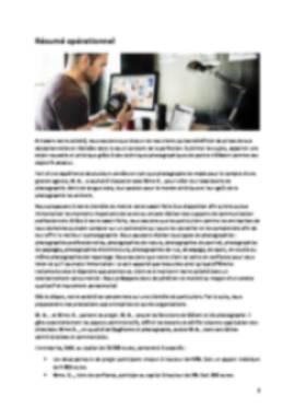 Business Plan Photographe Page 2