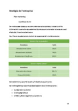 Business Plan Plombier Page 13
