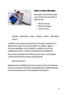 Business Plan Plombier Page 6