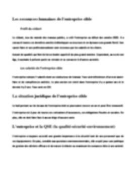 Business Plan Reprise-entreprise Page 15