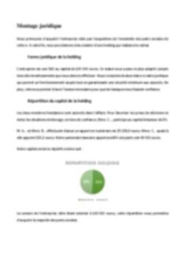 Business Plan Reprise-entreprise Page 21