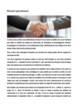 Business Plan Reprise-entreprise Page 3