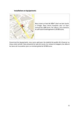 Business Plan Salle-de-fitness-salle-de-sport Page 11