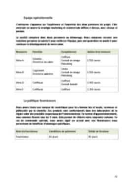 Business Plan Salon-de-coiffure Page 11