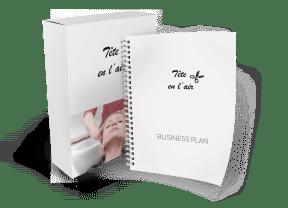 Business Plan Salon de Coiffure