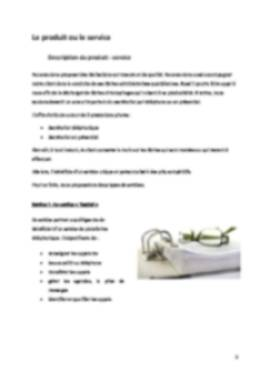 Business Plan Secretariat Page 5