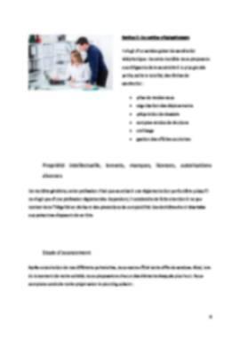 Business Plan Secretariat Page 6