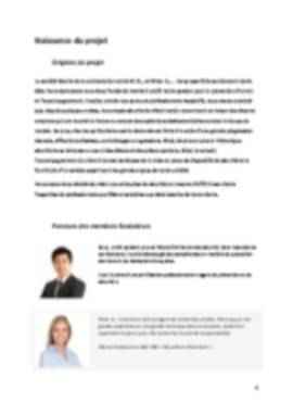 Business Plan Securite Page 4