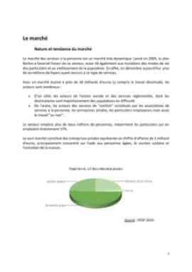 Business Plan Services-a-la-personne Page 7