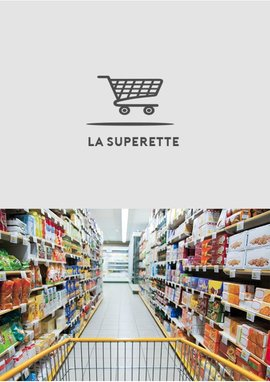 Business Plan Superette Page 0