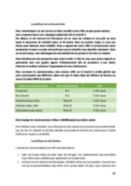 Business Plan Traiteur Page 12