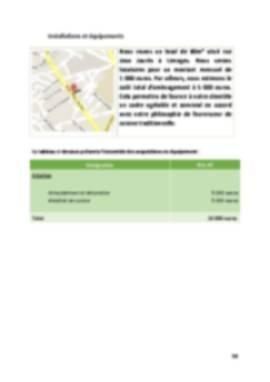 Business Plan Traiteur Page 14