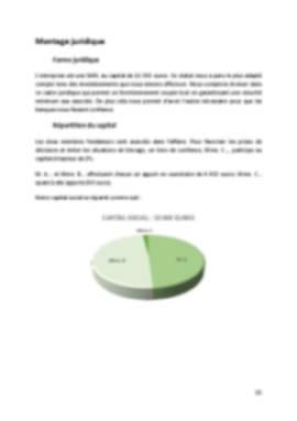 Business Plan Traiteur Page 15