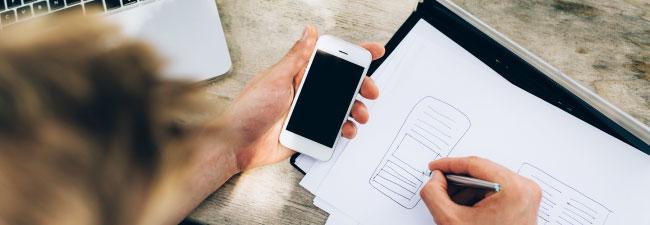 modele de business plan création d'une application mobile